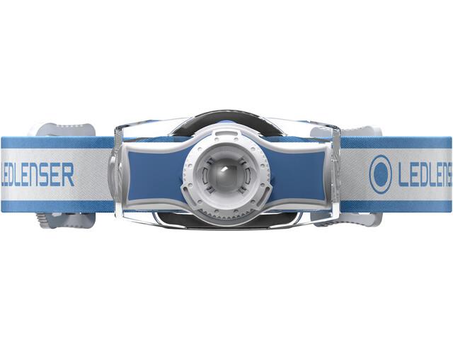 led lenser mh3 lampe frontale blue boutique de v los en. Black Bedroom Furniture Sets. Home Design Ideas